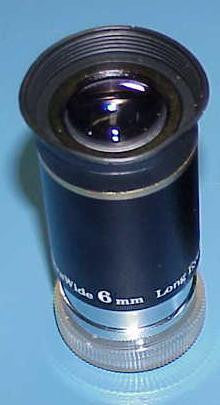 "Sky-Watcher 6mm Wide Angle Eyepiece - 1.25"" - 90410 for $79.00 at Khan Scope Centre"