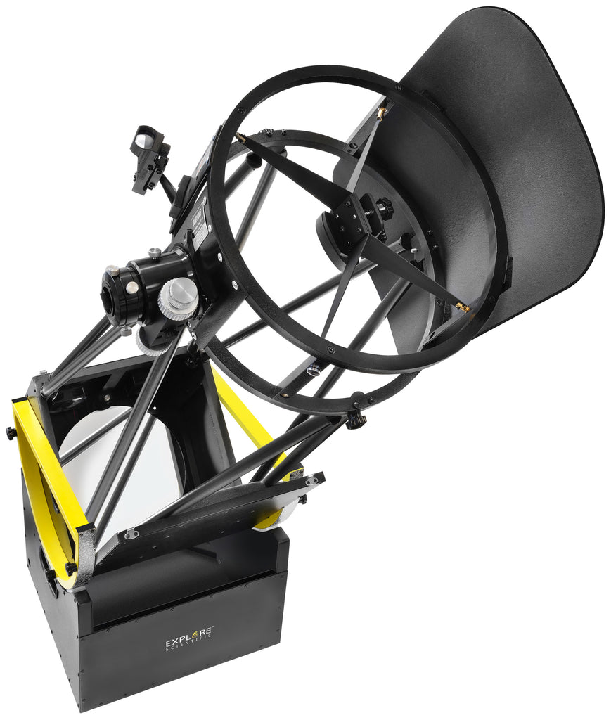 "Explore Scientific Ultra-Light Truss Tube Dobsonian Telescope - 12"" - DOB1245-00 for $1608.00 at Khan Scope Centre"