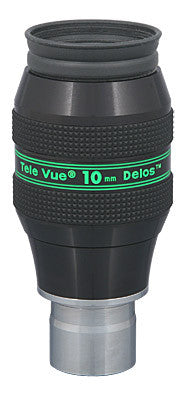 "Tele Vue 10mm Delos Eyepiece - 1.25"" - ELD-10.0 for $457.64 at Khan Scope Centre"