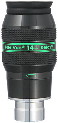 "Tele Vue 14mm Delos Eyepiece - 1.25"" - EDL-14.0 for $457.64 at Khan Scope Centre"