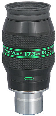 "Tele Vue 17.3mm Delos Eyepiece - 1.25"" - EDL-17.3 for $457.64 at Khan Scope Centre"