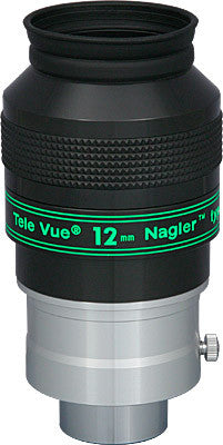 "Tele Vue 12mm Nagler Type 4 Eyepiece - 2""/1.25"" - EN4-12.0 for $504.75 at Khan Scope Centre"