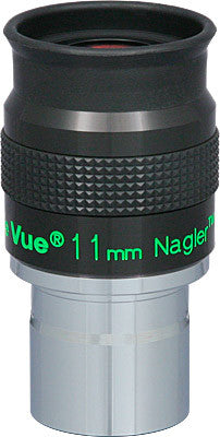 "Tele Vue 11mm Nagler Type 6 Eyepiece - 1.25"" - EN6-11.0 for $417.26 at Khan Scope Centre"