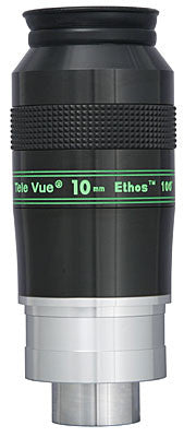 "Tele Vue 10mm Ethos Eyepiece - 2""/1.25"" - ETH-10.0 for $821.06 at Khan Scope Centre"