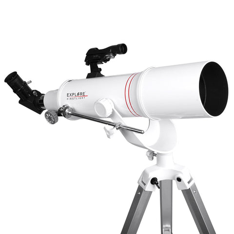 Explore Scientific FirstLight 90 mm Refractor on Alt-Az Mount  - FL-AR90500AZ