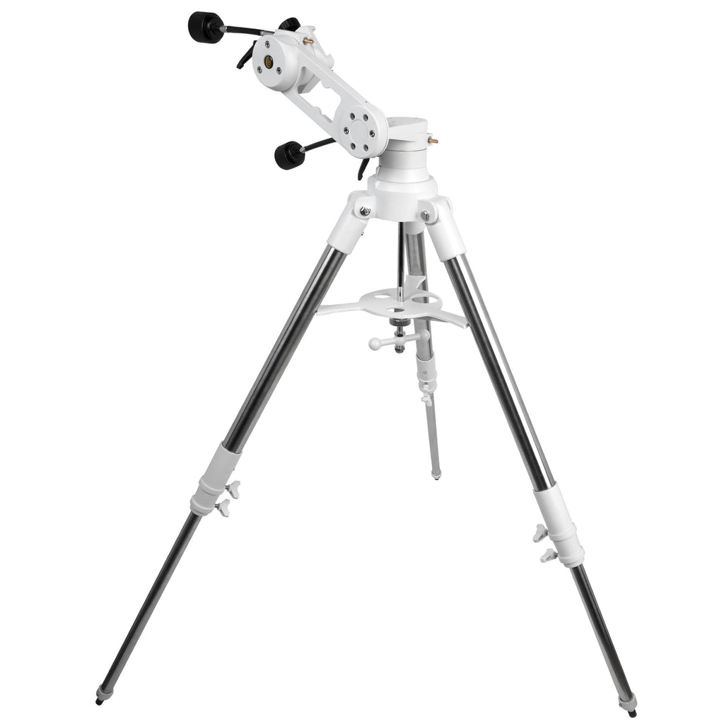 Explore Scientific FirstLight MAK152mm White Tube Maksutov-Cassegrain with Twilight 1 Mount - FL-MC1521900MAZ01 for $1178.99 at Khan Scope Centre