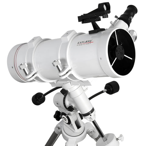 Explore Scientific FirstLight 114mm Newtonian on EQ3 Mount with FREE Astro Kit - FL-N114500EQ3