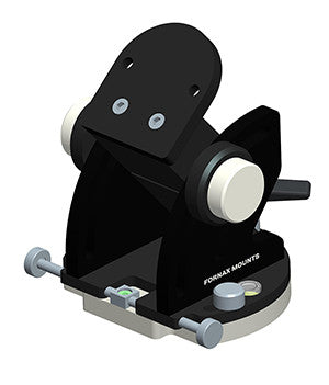 Fornax LighTrack II Travel Mount with Polar Scope & Wedge - LTII-PS-W for $1250.00 at Khan Scope Centre
