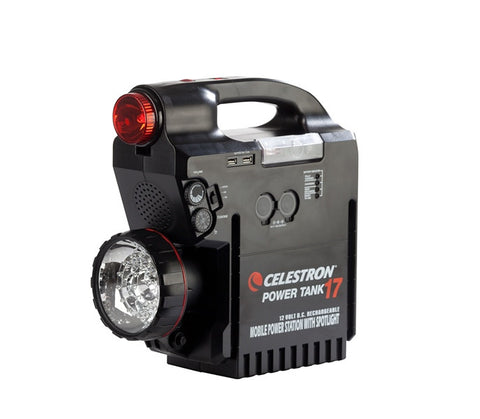 Celestron PowerTank 17 - 12v Power Supply - 18777 for <span class=money>$175.43 CAD</span> at Khan Scope Centre