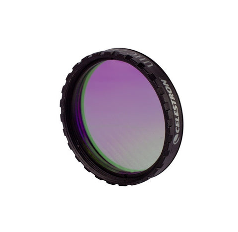 "Celestron UHC/LPR Filter - 1.25"" Round Mounted - 94123 for <span class=money>$101.18 CAD</span> at Khan Scope Centre"