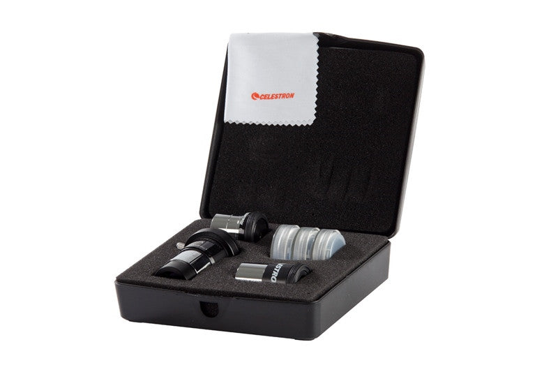 "Celestron AstroMaster Eyepiece Accessory Kit - 1.25"" - 94307 for $80.93 at Khan Scope Centre"