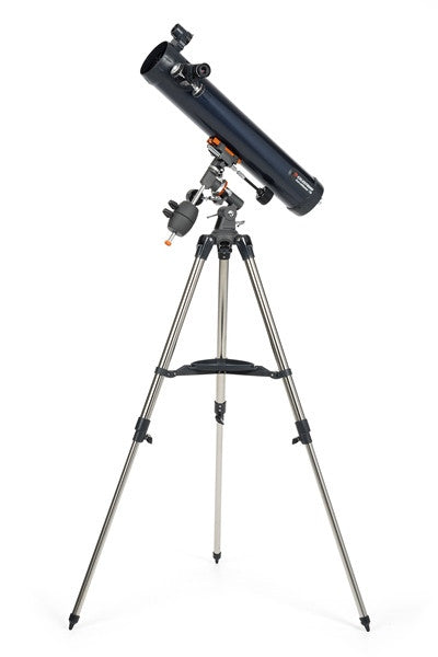 Celestron AstroMaster 76EQ Newtonian - 31035 for <span class=money>$229.43 CAD</span> at Khan Scope Centre