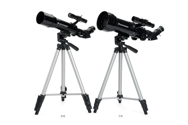 Celestron Travel Scope 70 with Backpack - 21035 for $121.43 at Khan Scope Centre