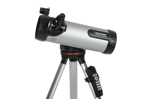 "Celestron 114LCM Computerized Telescope - 4.5"" Reflector w/GoTo Mount - 31150 for <span class=money>$458.93 CAD</span> at Khan Scope Centre"