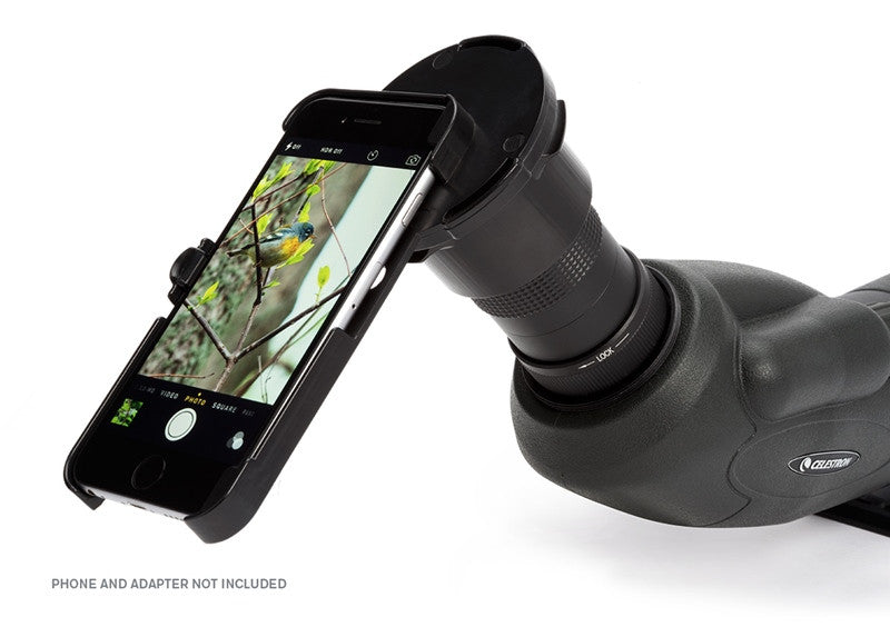 Celestron TrailSeeker 65 - 45 Degree Spotting Scope - 52330 for $337.43 at Khan Scope Centre