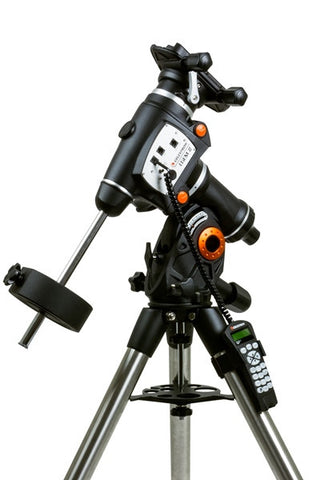 Celestron CGEM II GoTo Equatorial Mount - 91523 for $1943.99 at Khan Scope Centre