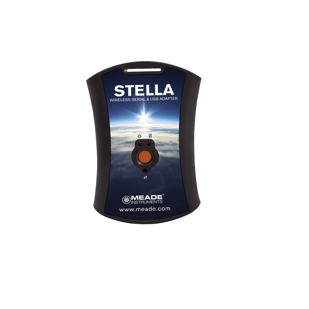 Meade Stella Wireless Serial & USB Adapter - 608003 for $229.00 at Khan Scope Centre