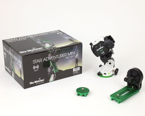Sky-Watcher Star Adventurer Mini (SAM) Pro Pack - S20582