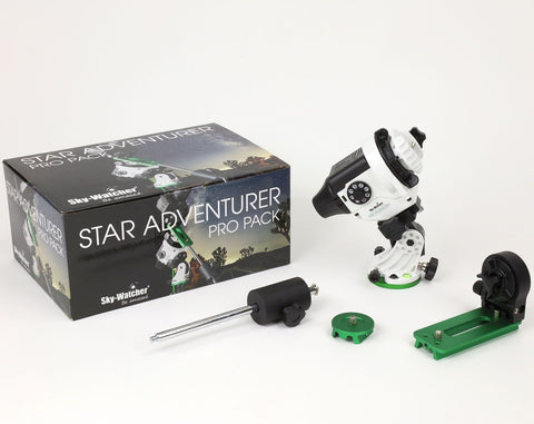 Sky-Watcher Star Adventurer Pro Package - S20512