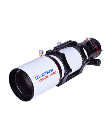 SharpStar 100 mm 4 Element ED APO Refractor Telescope - AstroSuite - 100QII-Astro