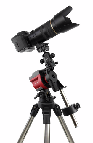 iOptron SkyGuider Pro Camera Mount With iPolar PolarScope - 3550A