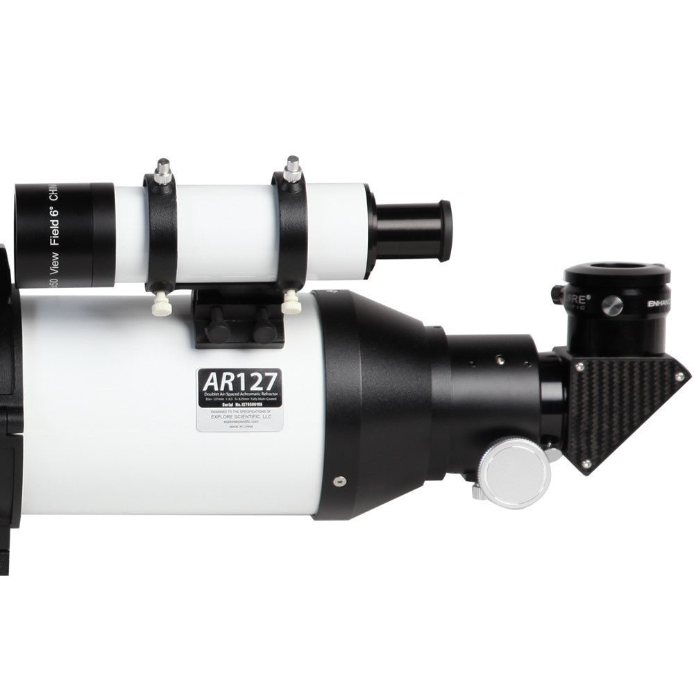 Explore Scientific AR127 127mm Achromatic Refractor with FL-EXOS2GT GoTo Mount and Tripod - DAR127065-EXOS2GT for $1474.00 at Khan Scope Centre