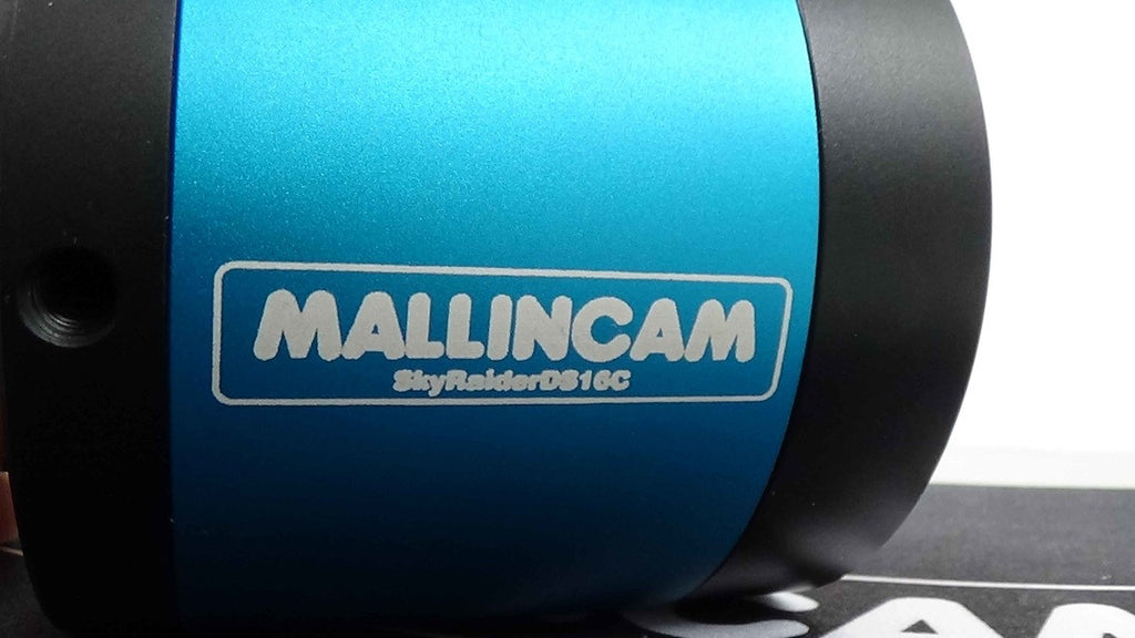 MallinCam SkyRaider DS16C Live Video Color Camera - SKYRAIDER-DS16C for <span class=money>$1890.00 CAD</span> at Khan Scope Centre