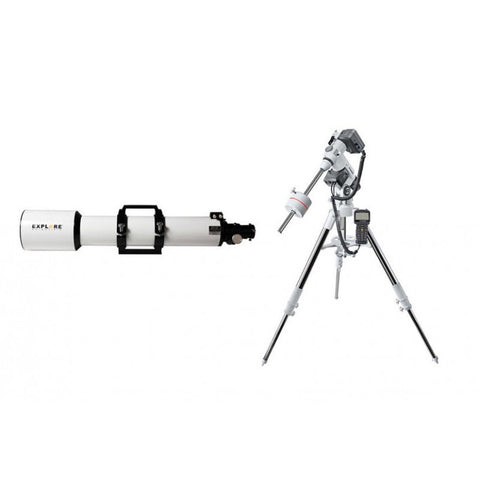 Explore Scientific ED127CF 127mm f/7.5 Apo Triplet Refractor Telescope with Exos-2GT Mount - EDT127075CF-EXOS2GT for $3350.00 at Khan Scope Centre