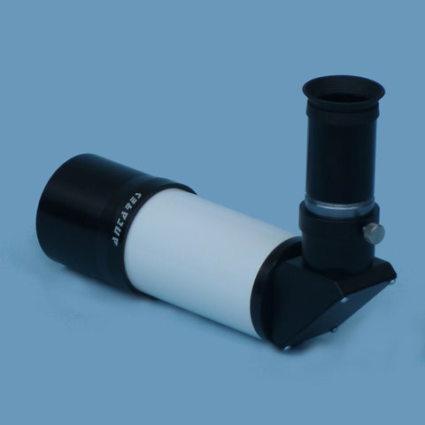 Antares Finderscope - 7x-50 mm - Correct Image - White - 5111