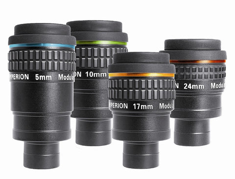 "Baader 13mm Hyperion Modular Eyepiece - 1.25""/ 2"" - HYP-13 for $197.00 at Khan Scope Centre"