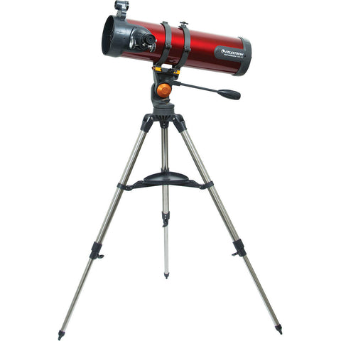 "Celestron AstroMaster 130 AZ - 5"" Reflector Telescope on Alt-Az Mount - 31055 for <span class=money>$299.00 CAD</span> at Khan Scope Centre"