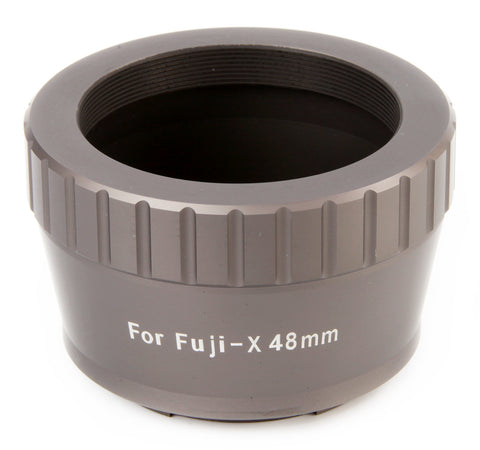 William Optics 48 mm T-Mount For Fuji FX - Space Gray - YE-TR-M48FX-TG