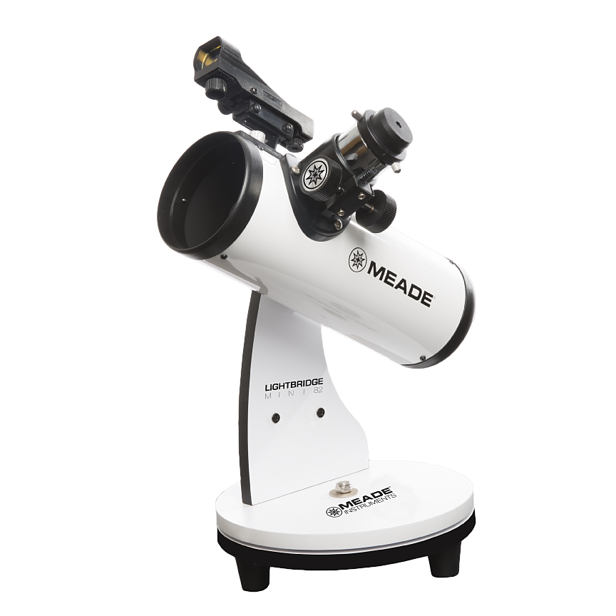 Meade 82mm LightBridge Mini Telescope - 203001 for $79.76 at Khan Scope Centre