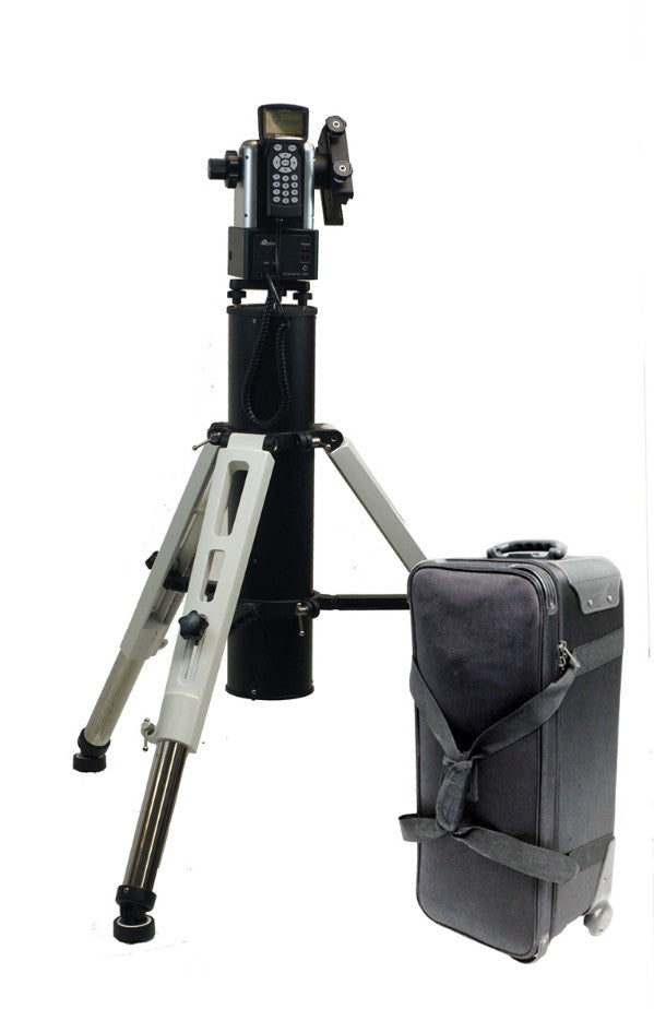iOptron AZ Mount Pro GoTo Mount with Tri-Pier and Rolling Case - 8900-TP-RC for $2289.88 at Khan Scope Centre