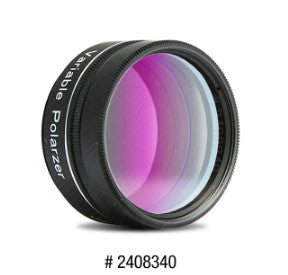 "Baader Double Polarizing Filter 1¼"" - FPOL-1D for $130.00 at Khan Scope Centre"
