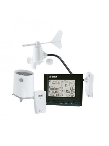 Meade Professional Weather Station - Temperature - Humidity - Rain - Wind - TE827W for $159.65 at Khan Scope Centre