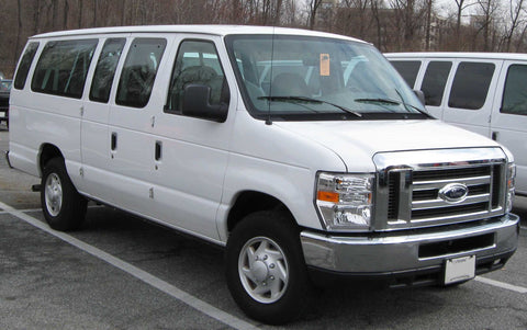 Single Road Trip To Kelowna Private Charter Van For 10 passengers - Ford Van E350
