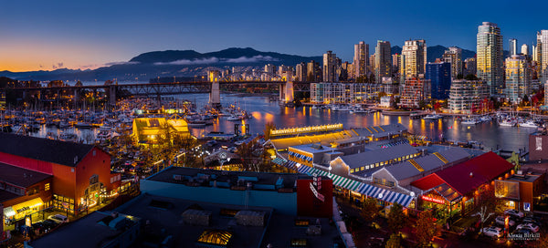 Vancouver one day tour