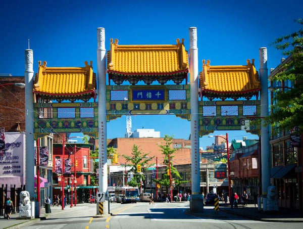 Vancouver one day tour: Chinatown, 2nd largest Chinatown District in North America
