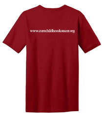 CURE Classic Red Adult T-shirt