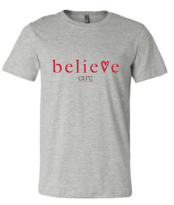 Adult Believe T-Shirt