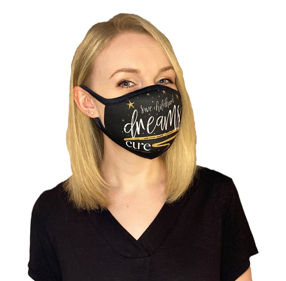 Save Childhood Dreams Face Covering
