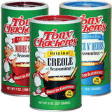 Tony Chachere's Seasonings (4•BLENDS)