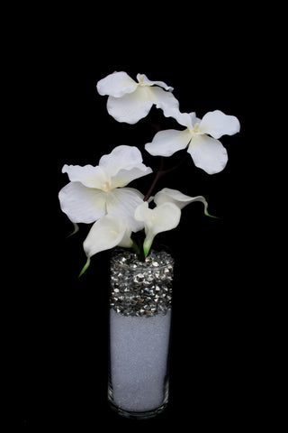 Calla Lily and Orchid Centerpiece