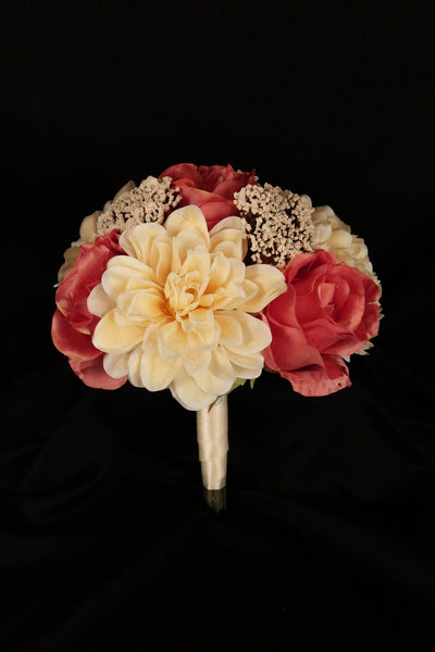 Chrysanthemum Wedding Bouquet Collection