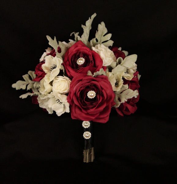 Winter Wedding Bouquet Collection