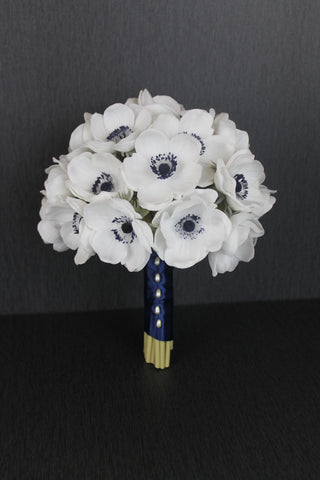Anemone Wedding Bouquet Collection