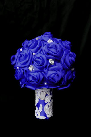 Blue Ribbon Bouquet Collection