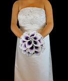 A Picasso Calla Lily Wedding Bouquet Collection