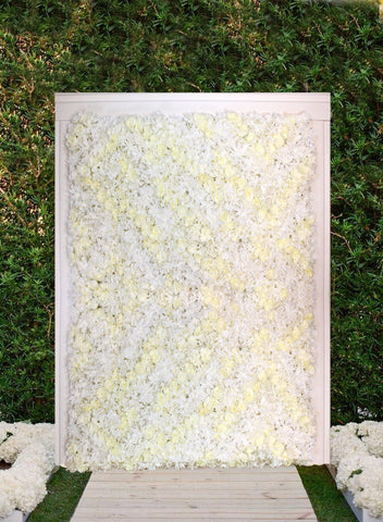 Customizable Flower Wall